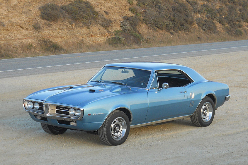 Auto Manufacturers Scrambled To Produce As Many Pony Cars Would Compete General Motors Released Both The Chevrolet Camaro And Pontiac Firebird