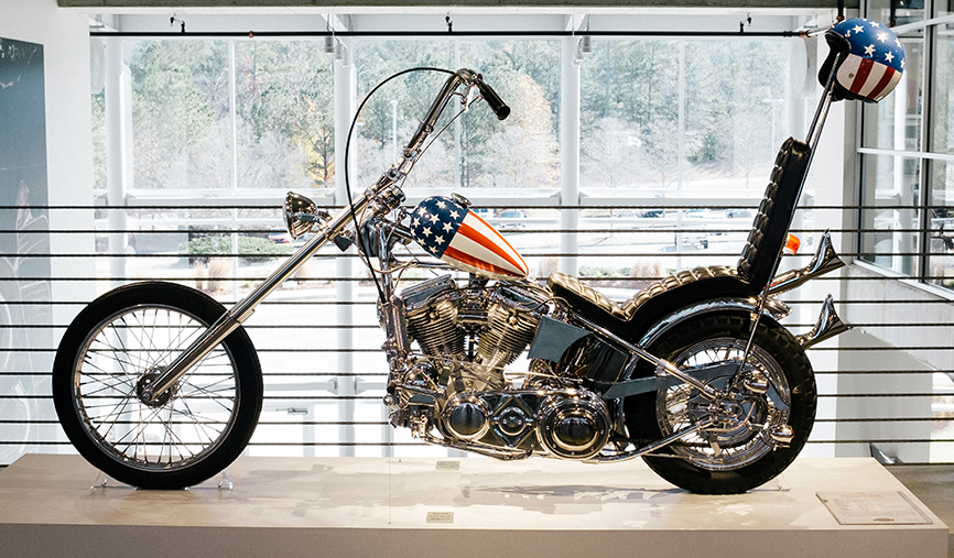 A Look Inside The World S Largest Motorcycle Collection Team