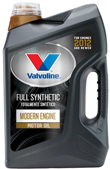 Modern engine team valvoline for Synthetic motor oil coupons