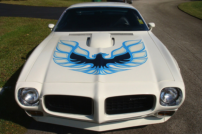 The Pontiac Firebird Trans Am Team Valvoline
