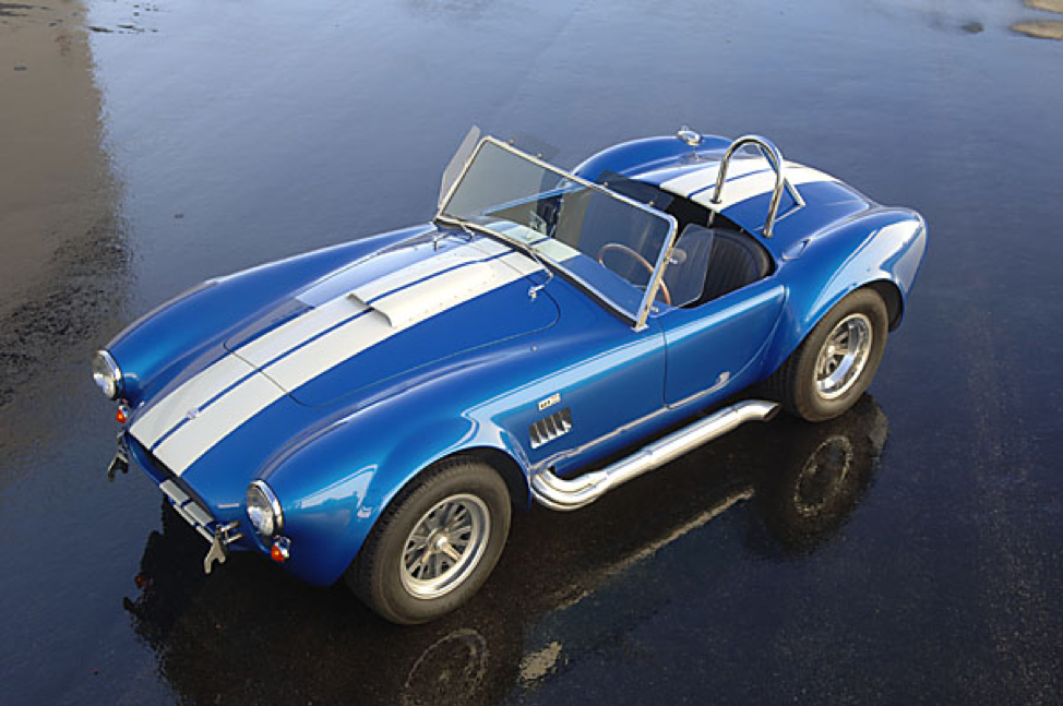 Cars of the Decade: 1965 Shelby Cobra 427 | Team Valvoline