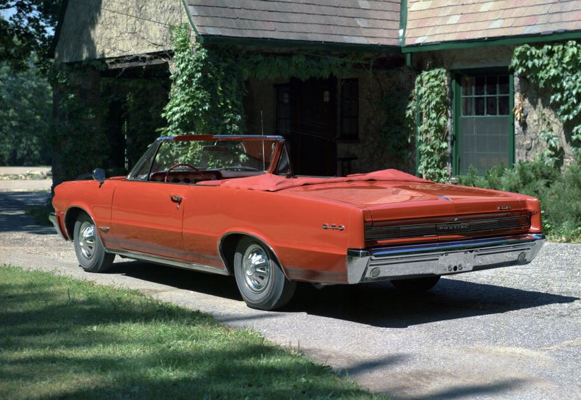The 1964 Pontiac Tempest GTO