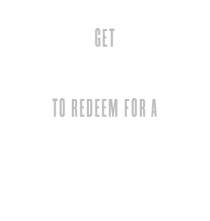 Get 1500 points to redeem for a High Mile Club license plate border