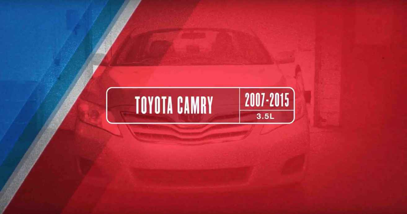 How To Change The Oil In A Toyota Camry Team Valvoline 2000 Fuel Filter Location