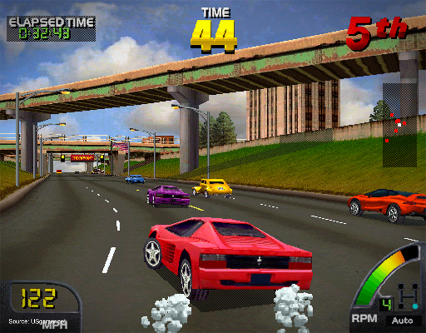 5 Favorite Car-Related Video Games From Our Childhood | Team Valvoline